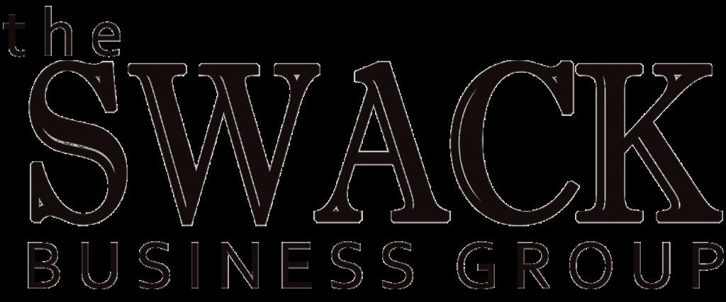 The Swack Business Group Logo (Black)