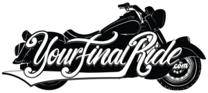 Your Final Ride Harley Logo