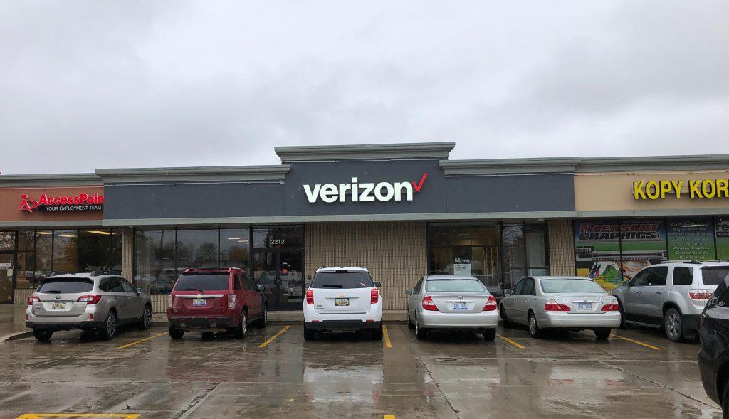 Mt Pleasant Verizon