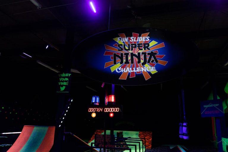 Super Ninja Challenge
